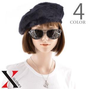 帽子 レディース 秋冬 ベレー帽 ファー ベレー ふわふわ ゆったりレディース 帽子 秋冬 ベレー帽 ファー ふわふわ ベレー|y-fit