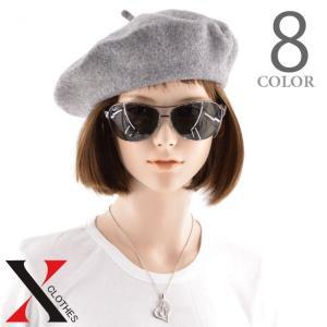 ベレー帽 帽子 レディース 秋冬 ベレー帽 フェルト ベレー シンプル おしゃれレディース 帽子 秋冬 ベレー帽 フェルト ベレー シンプ|y-fit
