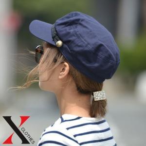 マリン キャスケット レディース 帽子 キャップ 春夏 夏 ベージュ ネイビー ブラック レディース帽子レディースファッション 帽|y-fit