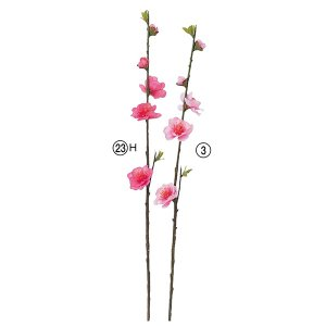 《 造花 》Asca/アスカ 桃ピック|y-hanabishi