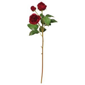 《 造花 》◆とりよせ品◆Asca(アスカ) エクアドルロ-ズ×2 つぼみ×1の画像