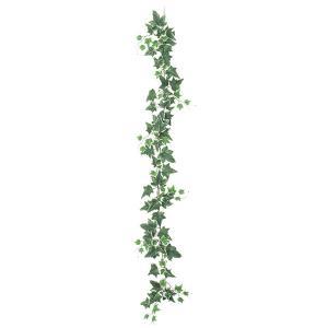 《 造花 グリーン 》Asca/アスカ アイビーガーランド ヴァリゲイトグリーン|y-hanabishi