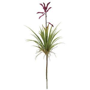 《 造花 グリーン 多肉植物 》Asca/アスカ ティランドシア パープル|y-hanabishi