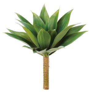 《 造花 グリーン 多肉植物 》Asca/アスカ アガベ グリーン|y-hanabishi