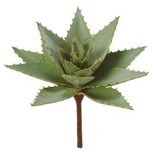 《 造花 グリーン 多肉植物 》Asca/アスカ アロエ フロストグリーン|y-hanabishi