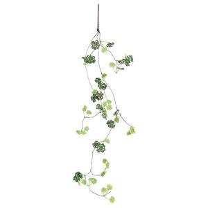 《 造花 グリーン 》Asca/アスカ クローバーガーランド ヴァリゲイトグリ-ン|y-hanabishi