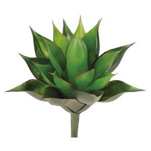 《 造花 グリーン 多肉植物 》Asca/アスカ アガベ グリ-ン|y-hanabishi