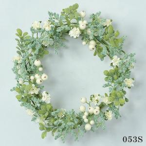 《 造花 グリーン 実 》Asca/アスカ ベリーリース セージグリーン|y-hanabishi