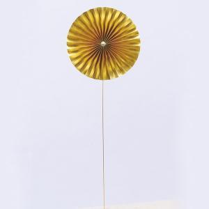 《 正月 装飾 》Asca/アスカ 丸扇ピック(L)|y-hanabishi
