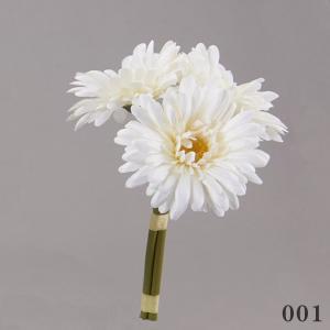 《 造花 》花びし/ハナビシ ガーベラバンドル(3本/束)|y-hanabishi