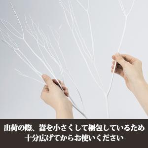 《 ドライフラワー 》大地農園/オオチノウエン 三又ソフト(約100cm) 白|y-hanabishi|04
