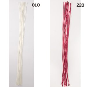 《 造花 資材 》大地農園/オオチノウエン ラタンストレート・5mm(1束20本入り)|y-hanabishi