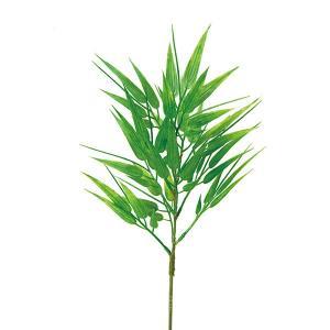 《 造花 グリーン 》Parer/パレ 竹の葉ピック