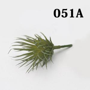 《 造花 グリーン 多肉植物 》☆即日出荷☆アスカ/アスカ(ソクジツ) エアプランツ(1本)|y-hanabishi