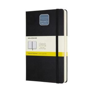 モレスキン クラシック ノートブック エクスパンデッド(400ページ) ハードカバー ラージサイズ ...