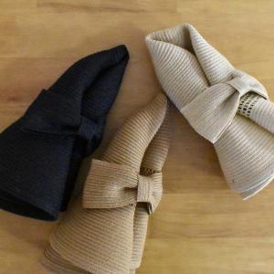 帽子 ポケッタブル バックリボン付きブレードハット 紫外線対策、UVケア (宅配260円で発送)|y-kanehoshiya
