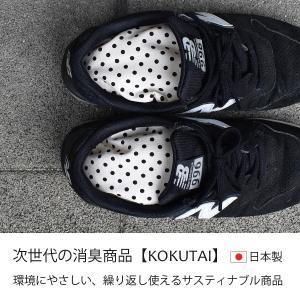 KOKUTAI 次世代の消臭商品 消臭グッズ 日本製 靴、スニーカー消臭に|y-kanehoshiya
