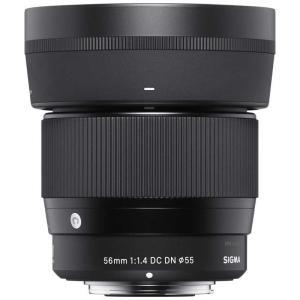 シグマ 交換レンズ 56mm F1.4 DC DN Contemporary 56mmF1.4DCDNContemporary [ソニーE /単焦点レンズ]|コジマPayPayモール店