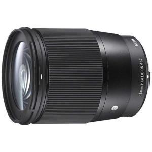 シグマ 交換レンズ 16mm F1.4 DC DN Contemporary【ソニーEマウント(APS-C用)】|コジマPayPayモール店