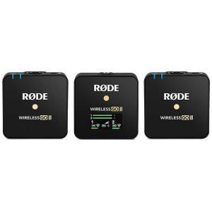 RODE WIGOII Wireless GO II WIGOII|コジマPayPayモール店