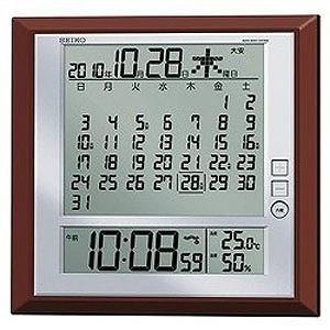 セイコー 電波掛置兼用時計 SQ421B...