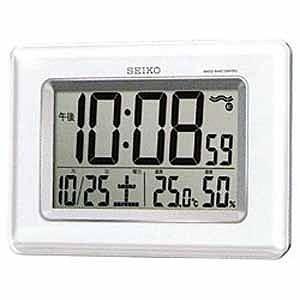 セイコー 電波掛置兼用時計 SQ424W