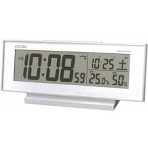 セイコー 電波目覚まし時計  SQ762W