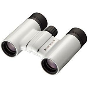 ニコン 8倍双眼鏡 「アキュロン T01(ACULON T01)」 8×21 AC T01 8X21W (ホワイト)|y-kojima