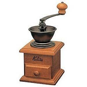 カリタ 手挽きコーヒーミル「ミニミル」 ミニミル