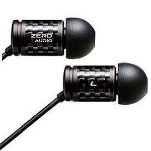 ゼロオーディオ カナル型イヤフォン ZH‐DX210‐CBの商品画像