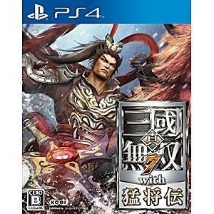 コーエーテクモゲームス PS4ソフト 真・三國無双7 with 猛将伝 y-kojima