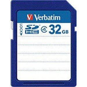 三菱化学 32GB・Class4対応SDHCカード SDHC32GYVB1