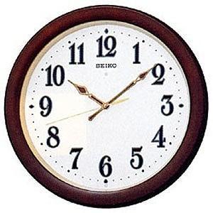 セイコー 電波掛け時計 KX338B