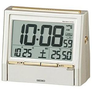 セイコー 電波目覚まし時計「トークライナー」  DA206G...