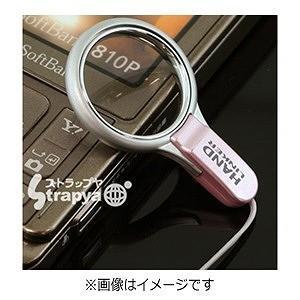 HAMEE 「HandLinker」ベアリング携帯ストラップ(ピンク) 41−129692|y-kojima