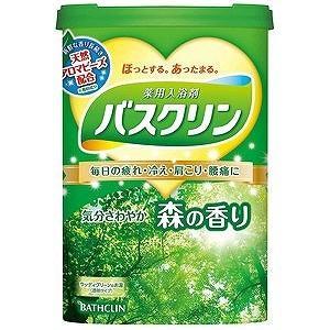 バスクリン 森の香り 600g(ボディケア用品) バスクリンモリ(600