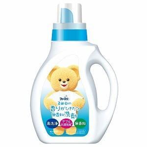 NSファーファJ FaFa(ファーファ)液体衣料用洗剤 柔軟剤の香りがひきたつ無香料 本体 1kg ...