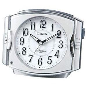 シチズン 電波目覚まし時計「ネムリーナ」 4RK411‐019の商品画像