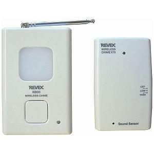 リーベックス ワイヤレスサウンドモニターセット X870