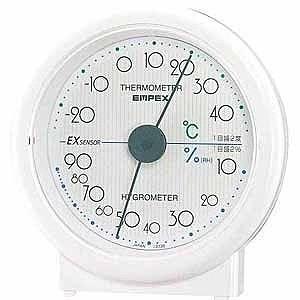 エンペックス 温湿度計「セレステ」 TM‐5501