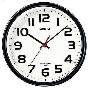 CASIO 電波掛け時計 IQ‐800J‐1JF