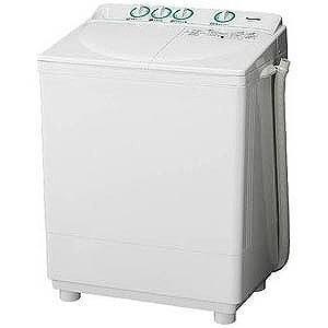 パナソニック Panasonic 2槽式洗濯機 (4.0kg) NA‐W40G2‐W/ホワイト(標準...