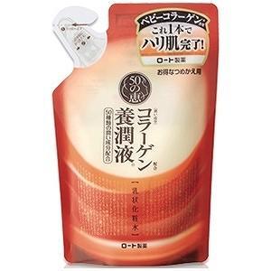 ロート製薬 「50の恵」コラーゲン配合養潤液 つめかえ用(200ml) 50ノメグミヨウジュンエキカエ(20