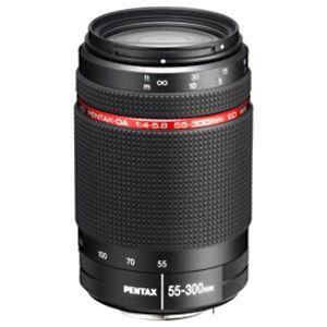 リコー 交換レンズ HD PENTAX‐DA 55‐300mmF4‐5.8ED WR