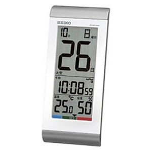 セイコー 電波掛置兼用時計 SQ431S...
