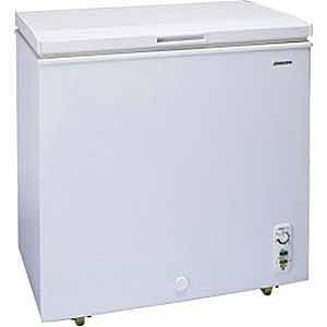 アビテラックス 直冷式チェスト冷凍庫 102L ACF‐102C ホワイト の商品画像