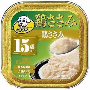 ビタワングー 鶏ささみ 15歳以上 90g ビタワングートリササミ15サイ(90|y-kojima