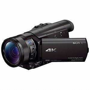 ソニー SONY デジタル4Kビデオカメラレコーダー FDR−AX100