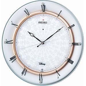 セイコー 電波掛け時計「ディズニーハイライン」 FS501W