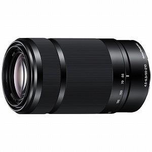 ソニー SONY E 55−210mm F4.5−6.3 OSS(ブラック) SEL55210/B